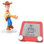 Disney / Pixar Toy Story Mini Figure Buddy Pack Etch A Sketch & QuickDraw Woody