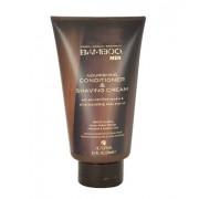 Alterna Bamboo Men Nourishing Conditioner & Shaving Cream 250ml Rasiermittel für Männer für alle Haar- und Barttypen