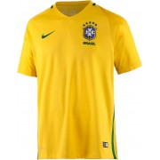 Nike Brasilien Heim Fußballtrikot Herren mehrfarbig, Größe M