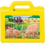 Puzzle animale la ferma, 12 piese, RAVENSBURGER