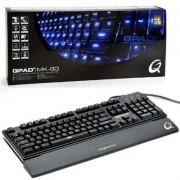 Qpad Pro Gaming Backlit Mechanical Keyboard - MK-80 - MX Red