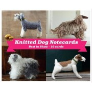 Best in Show Knitted Dog Boxed Notecards by Joanna Osborne