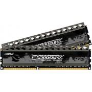 Ballistix Tactical Tracer Kit Memoria da 8 GB (4 GBx2), DDR3, 1600 MT/s, (PC3-12800) UDIMM, 240-Pin - BLT2CP4G3D1608DT2TXOBCEU