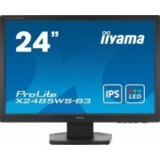 Monitor LED 24 Iiyama X2485WS-B3 IPS Full HD 4 ms Negru