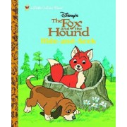 The Fox and the Hound by Golden Books