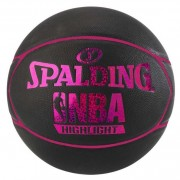 Spalding Basketball NBA HIGHLIGHT 4HER (Outdoor) - schwarz/rosa | 6
