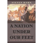 A Nation Under Our Feet by Steven Hahn