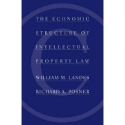 The Economic Structure of Intellectual Property Law by William M. Landes