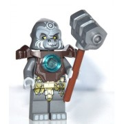 LEGO Legends of Chima - Gorilla Tribe - Grumlo Minifigure (2013)