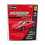 BBURAGO 1:32 Scale Ferrari Enzo Kit