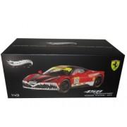 Ferrari 458 Italia Challenge #372 Kessel Racing 2011 Elite Edition 1/43 by Hotwheels X5506 by Hot Wheels