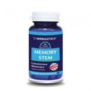 Herbagetica Memory Stem 60 cps
