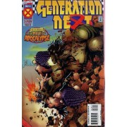Marvel Comics - X Men Deluxe / Generation Next / N°3 - May 1995 / After Xavier : The Age Of Apocalypse.