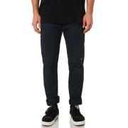 Dickies Cotton Polyester Spandex Skinny Straight Dark Navy Mens Pants