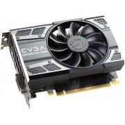 EVGA 04G-P4-6253-KR GeForce GTX 1050 Ti 4GB GDDR5 videokaart