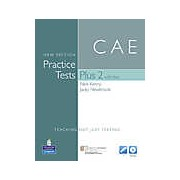 CAE Practice Tests Plus 2 with key New Edition