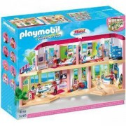 Комплект Плеймобил 5265 - Голям хотел с обзавеждане - Playmobil, 290833