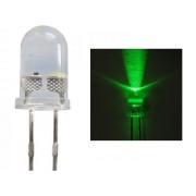 NTR 6405GR 5mm villogó LED zöld