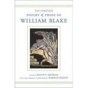 The Complete Poetry and Prose of William Blake by William Blake