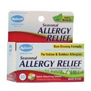 SEASONAL ALLERGY RELIEF 60 Tablets