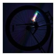 ER 32 LED Bicicletas Patrones Ciclismo Bicicletas Rainbow Rueda Señal de Neumáticos habló la luz.