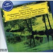F. Schubert - Forellen Quintett (0028944974621) (1 CD)
