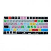 XSKN Premiere Pro cc atalho de teclado pele capa de silicone para a magia versão do teclado 2015, nós disposição