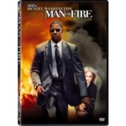 MAN ON FIRE DVD 2004
