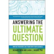 Answering the Ultimate Question by Richard Owen