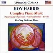 Harris - Complete Piano Music (0636943966426) (1 CD)