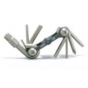 Topeak Mini 9 Attrezzatura generale grigio Mini attrezzi e attrezzi multifunzione
