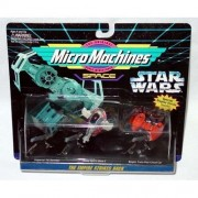 """Star Wars Micro Machines The Empire Strikes Back with Tie Bomber by """"Lewis Galoob Toys, Inc."""""""