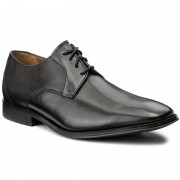 Обувки CLARKS - Gliman Lace 261276547 Black Leather