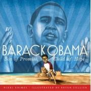 Barack Obama: Son of Promise, Child of Hope by Nikki Grimes