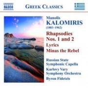 M. Kalomiris - Rhapsodies & Symphonic.. (0747313245178) (1 CD)