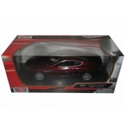 Aston Martin DB9 Coupe Burgundy 1/24 by Motormax 73321