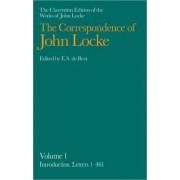 The Correspondence of John Locke, Volume 1 by E. S. de Beer