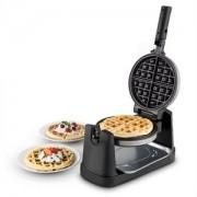ONEconcept Wafflemaster fier waffle 1000W 17cm Ø rotativ (WAF1-Wafflemaster)