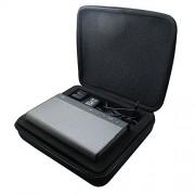co2CREA Storage Carry case for Creative Sound Blaster Roar (I and II 2nd gen) Wireless Bluetooth Speaker (Hard Case)