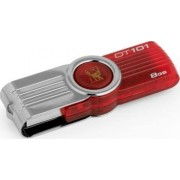 USB Flash Drive Kingston DataTraveler 101 Gen 2 8GB Red