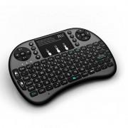 Mini tastatura wireless Rii tek i8+ wireless cu touchpad compatibila PC Android Linux