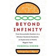 Beyond Infinity: From Uncountable Numbers to a Chicken-Sandwich Sandwich, an Exploration of Math's Biggest Topic