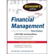 Schaum's Outline of Financial Management by Dr. Jae K. Shim