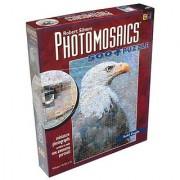 Robert Silvers Photomosaics 500 Piece Puzzle: Bald Eagle by Buffalo Games Inc.