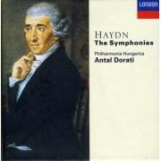 J. Haydn - Cpte Symphonies (0028944853124) (33 CD)