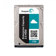 Seagate Enterprise Capacity 2.5 HDD 12GB/s SAS 4KN 1TB Hard Drive With SED