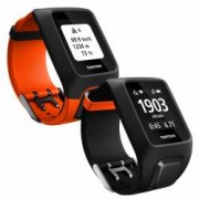 TomTom Outdoor GPS-Uhr Adventurer Cardio + Music Orange