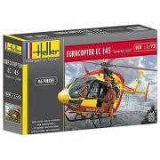 Heller Eurocopter EC 145 Securite CIV Helicopter Model Building Kit