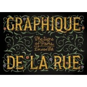 Graphique de la Rue by Louise Fili