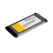 StarTech.com ExpressCard ECUSB3S11, 34mm, 1x USB 3.0, 5 Gbit/s